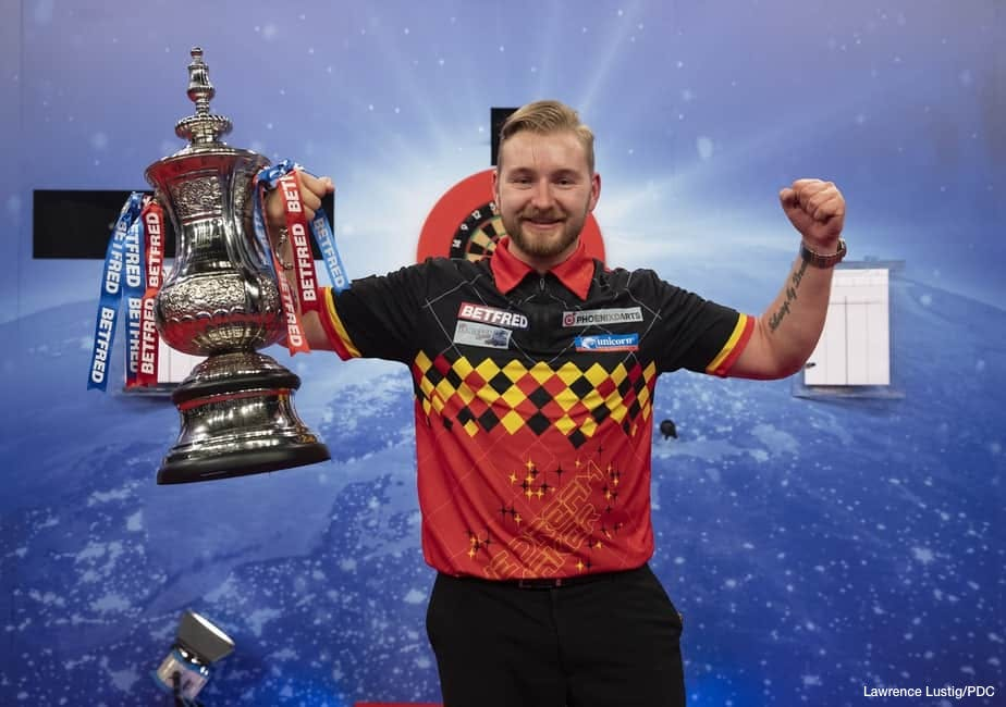 World Matchplay Darts – Fitzdares Betting Preview